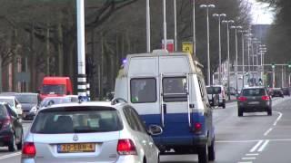 [ TIJDENS TANKEN MELDING + RIJD VERKEERD ] A1 Ambulance 20-143 Valkenswaardstraat Tilburg