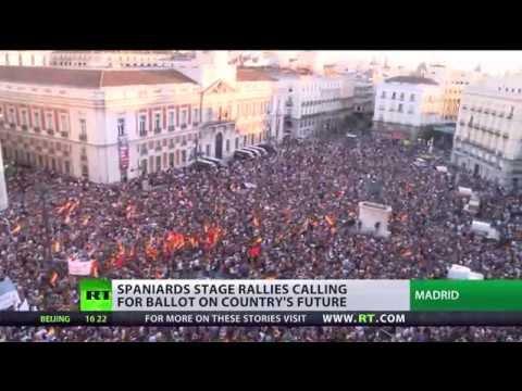 Royal Row: Spaniards rally for referendum on heels of King abdication