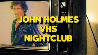 PERTURBATOR - John Holmes VHS Nightclub (Music Video)