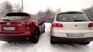 Mazda cx5 vs VW Tiguan.mp4