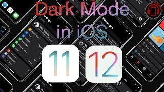 iOS Dark Mode aktivieren - NO JAILBREAK [Deutsch/German]