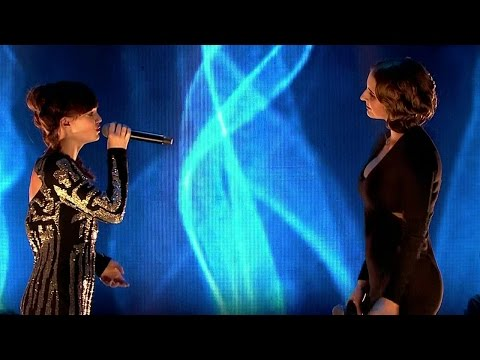 "The Voice of Poland VI – Ana Andrzejewska i  Julia Bogdańska  – ""You are not alone"" – Live"