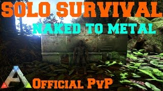 Starting on Official! - Official PVP (E1) - ARK Survival
