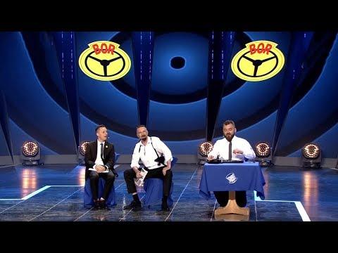 Kabaret Młodych Panów - Zajezdnia BOR