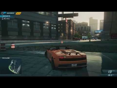 Need For Speed: Most Wanted - Gameplay Walkthrough Part 13 (NFS001)