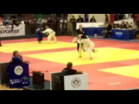 Judo torneo nacional 2017 Candela Suárez