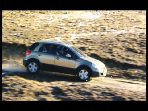 Fiat Sedici, обзор