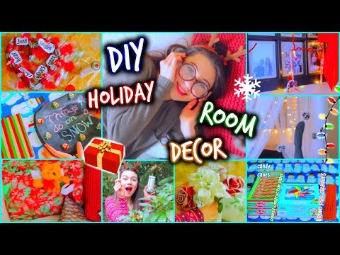 Diy Holiday Room Decor   Easy And Affordable Decorations Giveaway