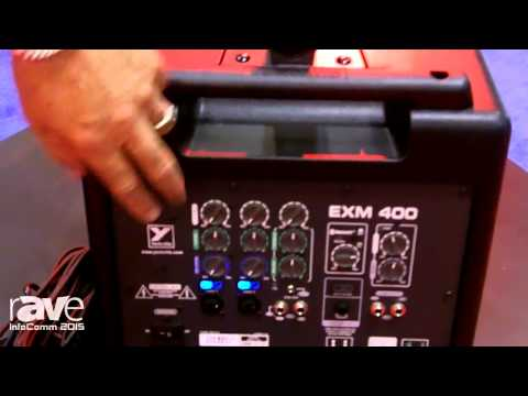 InfoComm 2015: Yorkville Features Excursion Mini Series 400-Watt Compact PA System