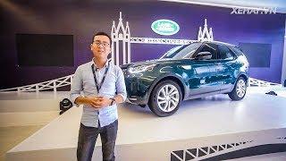 Cảm nhận nhanh Land Rover Discovery 4 tỷ đồng vừa ra mắt |XEHAY.VN|