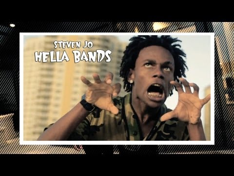 Steven Jo - Hella Bands (Money Dance) Music Videos
