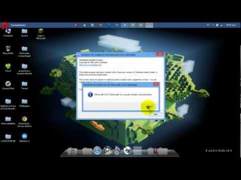 Descargar Minecraft ACTUALIZABLE Windows 7 Vista Y XP
