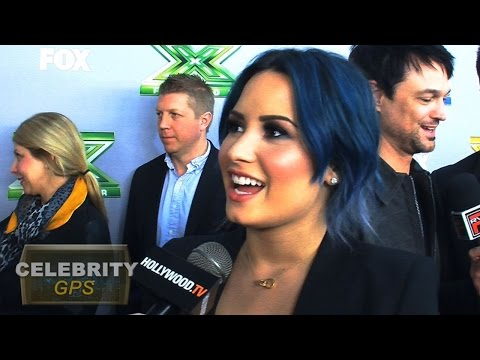 Demi Lovato answers Selena question - Hollywood.TV