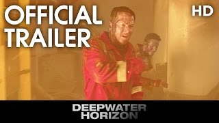 Deepwater Horizon (2016) Official Trailer 2 [HD]