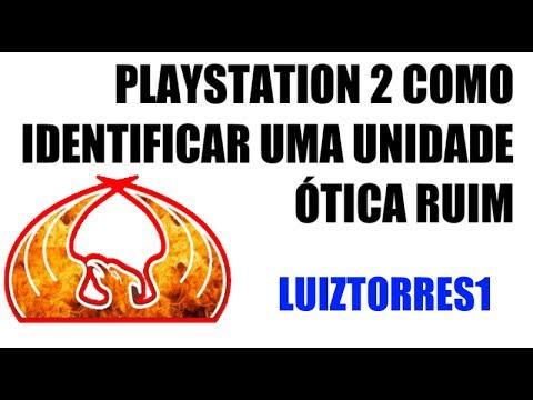 IDENTIFICAR UMA UNIDADE ÓTICA RUIM DE PLAY 2