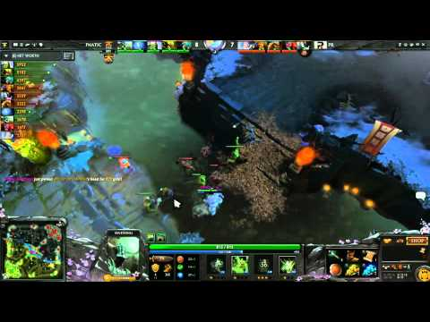 Fnatic vs Power Rangers - MLG TKO DOTA 2 - Capitalist