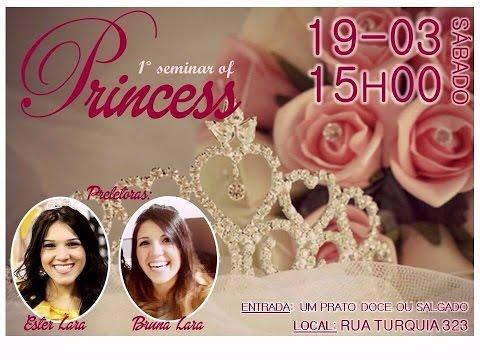 IAAP - Seminario das Princesas - Pra. Ellen Gato