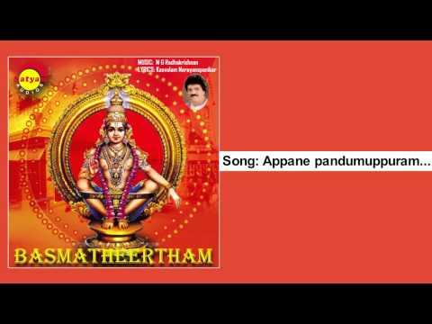 Appane pandumuppuram -  Basmatheertham