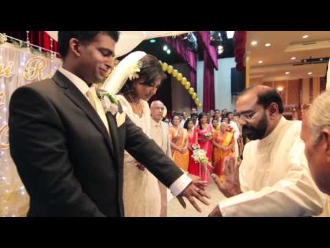 Traditional Sri Lankan Sinhala Wedding Highlight By Leonard Hon video