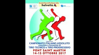 Volo - Campionati Italiani Tiro di precisione e Progressivo M-F 2017 - 1 di 3