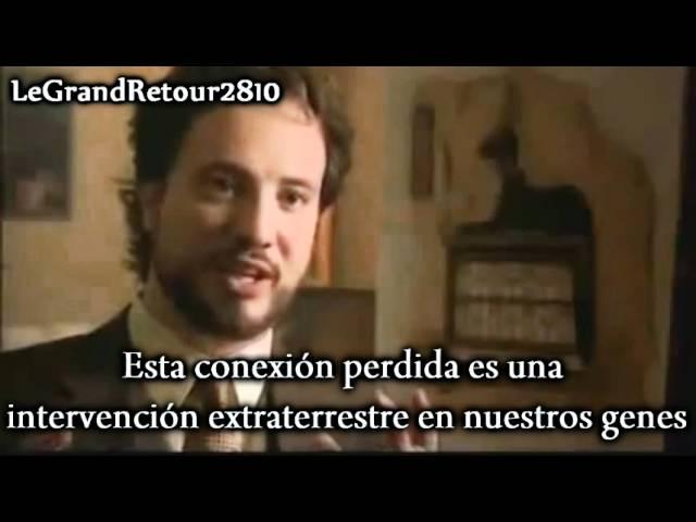 Giorgio Tsoukalos El tipo de los aliens [español subtitulado]