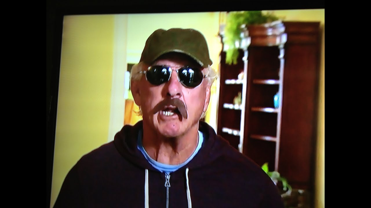 'Celebrity Wife Swap': Roddy Piper, Ric Flair Switch ...