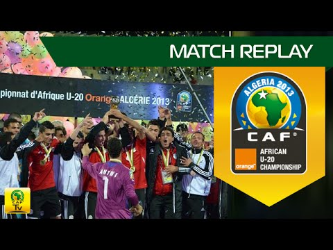 Egypt - Ghana | Orange African U-20 Championship, ALGERIA 2013 | Final