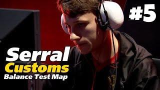 StarCraft 2 - Serral ★ Balance Test Map ★ 19.11.18