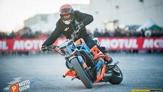 Download Motor Bike Expo Verona 2017 - Martin Krátký (stunt riding) 3Gp Mp4
