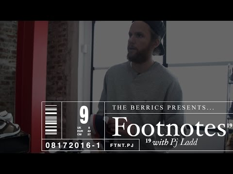 PJ Ladd - Footnotes