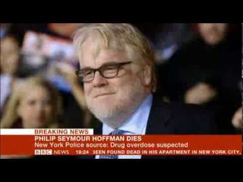 Philip Seymour Hoffman dies aged 46 suspected drugs overdose in New York