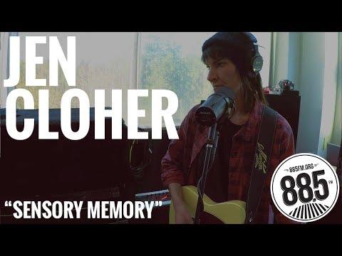 "Jen Cloher || Live @ 885FM || ""Sensory Memory"""