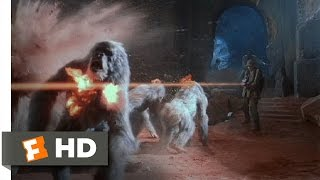 Congo (9/9) Movie CLIP - Put 'Em on the Endangered Species List (1995) HD