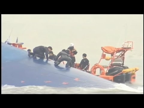 South Korean Ferry Disaster Claims Lives, Leaves Many Missing