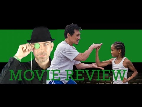 The Karate Kid (2010) Movie Review - Part 2 Video