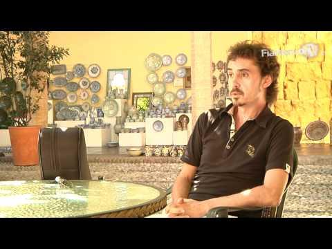Entrevista a Manolo Franco y Paco Serrano en el Festival de la Guitarra de Córdoba