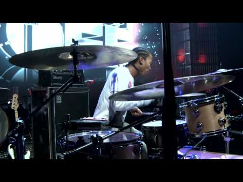 Guitar Center's Drum-Off 2009 Champion- Ramon Sampson