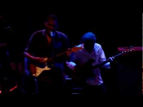 Richard Cousins - Robert Cray Band - Smoking Gun - Glasgow ABC 2012.
