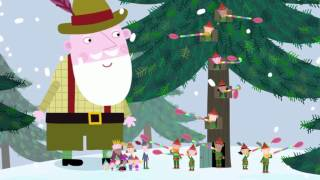 Ben and Holly Xmas 1