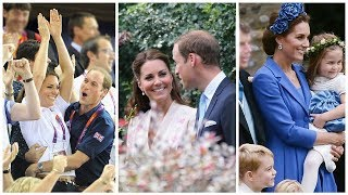 Prince William's Wife - 2018 (Kate Middleton - Duchess of Cambridge)