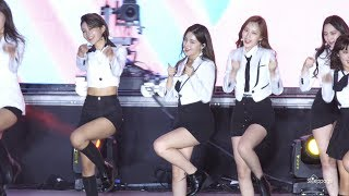 [4K] 181009 모모랜드 MOMOLAND 뿜뿜 BBOOM BBOOM 낸시 NANCY @ WFMF By Sleeppage