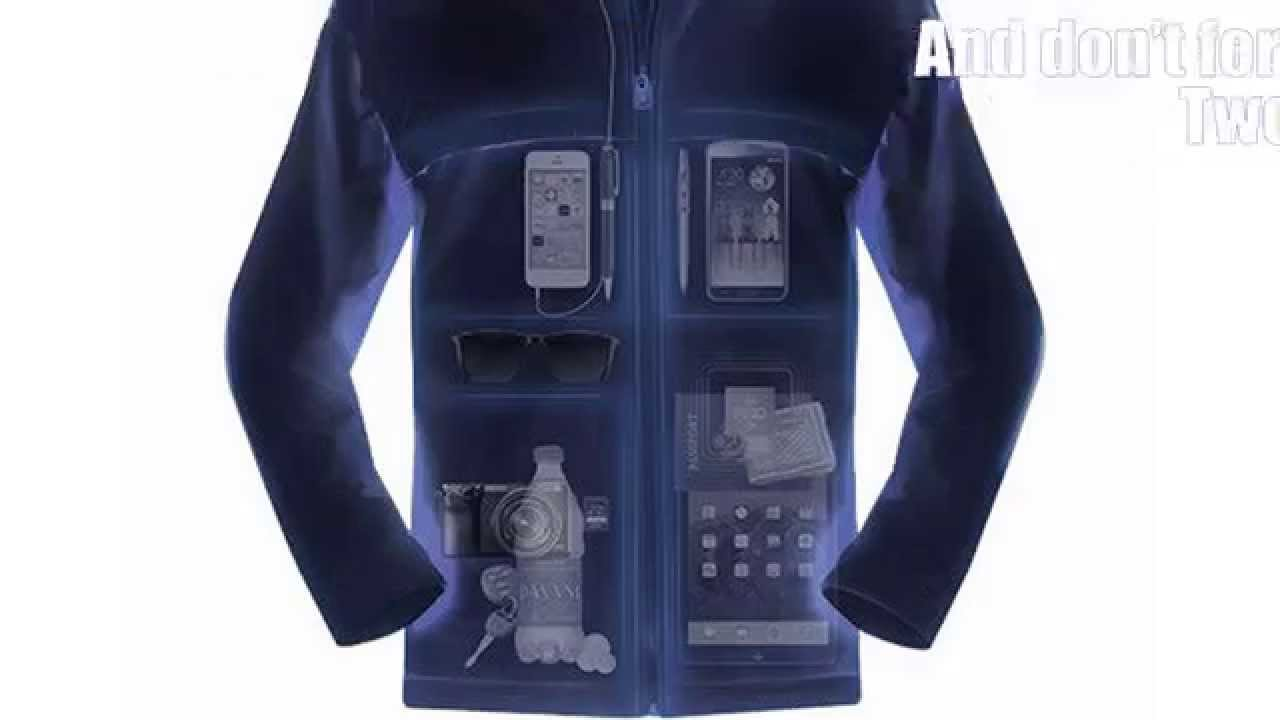Mens Jackets With Lots of Pockets Jacket With Lots of Pockets