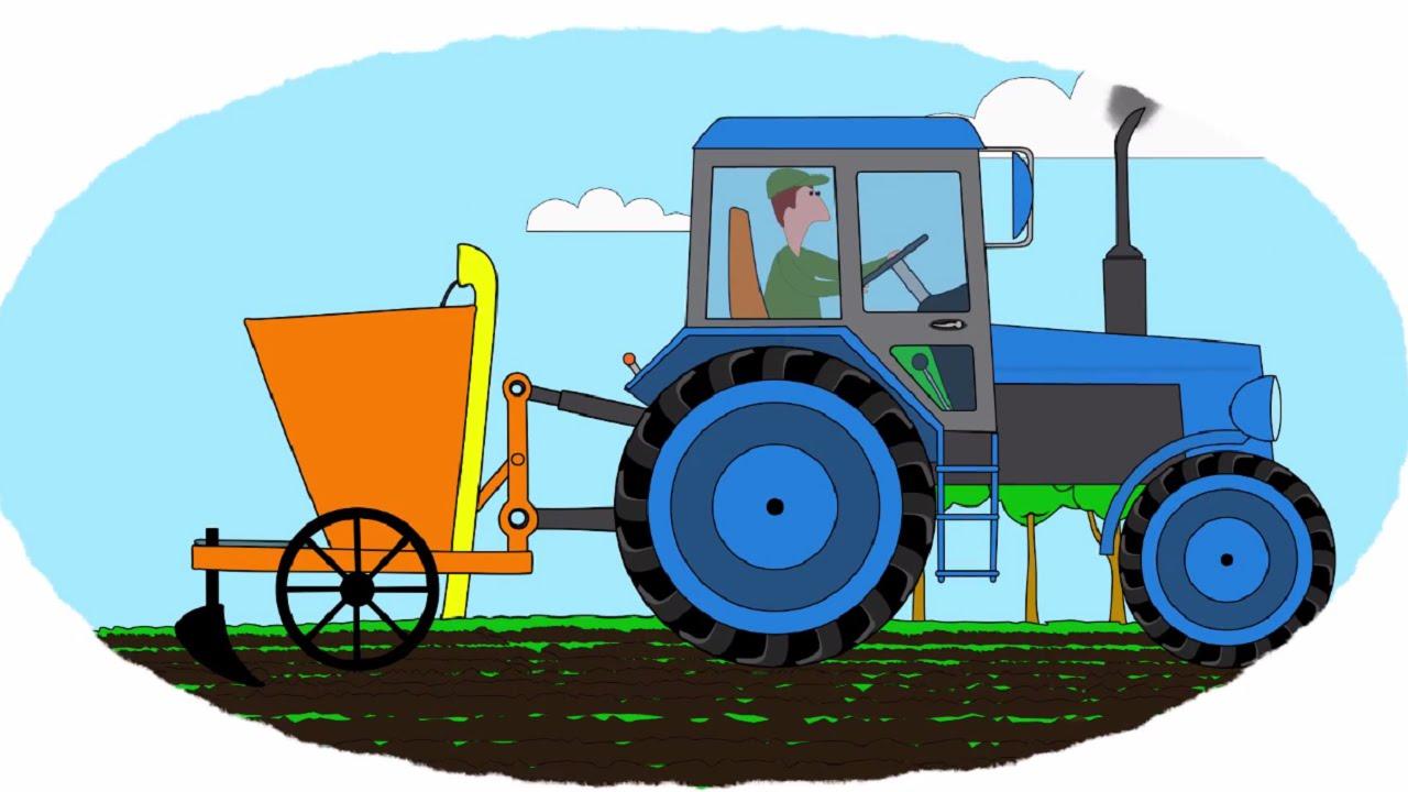 Тракторные прицепы