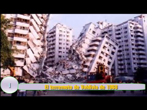 Los terremotos de mayor magnitud de la historia
