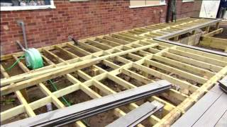 Alan Titchmarsh's Love Your Garden - Ep5 ITV (Timco Wood Composite Decking)
