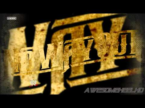 WWE : No Way Out '12 Offical Theme Song - 