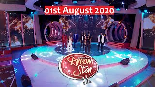 Derana Dream Star Season 09 | 01st August 2020