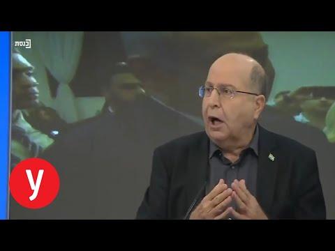 """יעלון על הליכוד: """"גם בחמאס יש בחירות דמוקרטיות"""""""