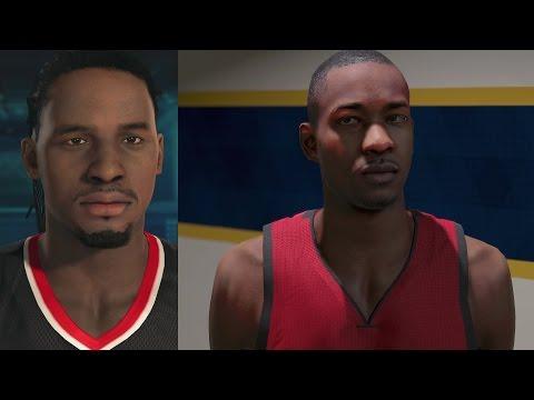 NBA 2K15 PS4 My Career - Moses Cuh Debut!
