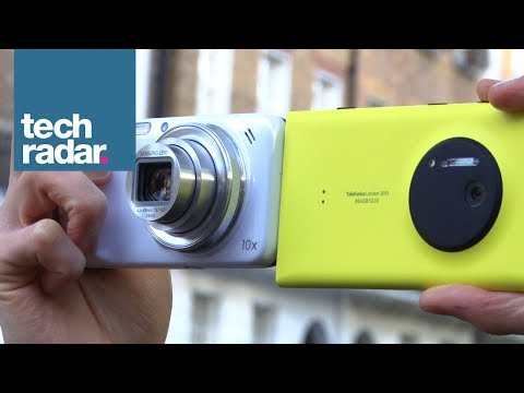 Nokia Lumia 1020 vs Samsung Galaxy S4 Zoom camera & video test comparison